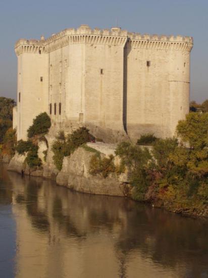 château du roi René Tarascon