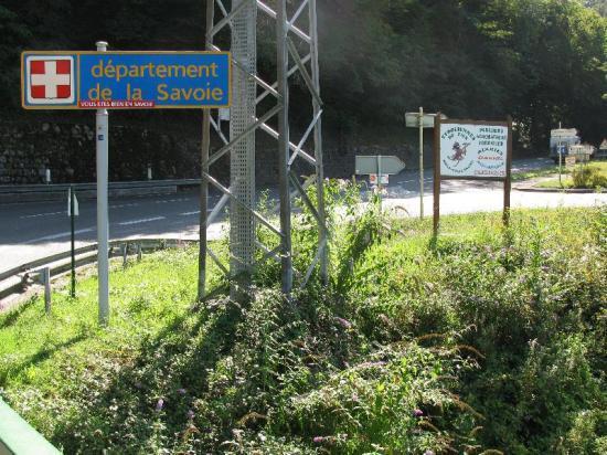 Suis en Savoie